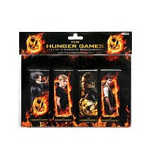 The Hunger Games Bookmark - 4 Pack