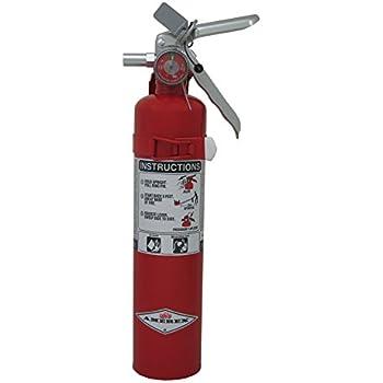 amerex b410t 2 5lb purple k chemical class b c fire extinguisher