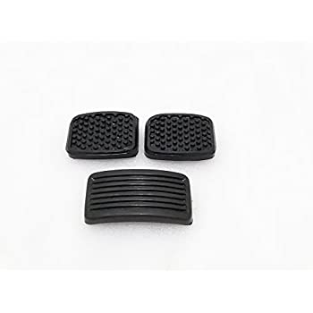 Royal Crusaders SUZUKI SAMURAI GYPSY PEDAL PAD RUBBER SET BRAKE CLUTCH ACCELERATOR