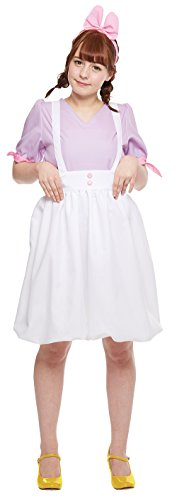 Donald And Daisy Costumes (Disney's Daisy Duck Casual Costume -- Women's Standard Size)