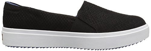 Dr. Scarpe Da Ginnastica Donna Wandered Fashion Sneaker Nero In Microfibra Serpente