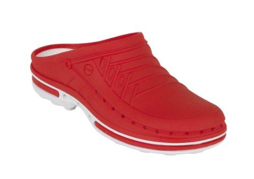 Red Professional Antistatic; Shock WOCK Antislip; Clog White Sterilizable; Absorption Footwear xI5qUYHz