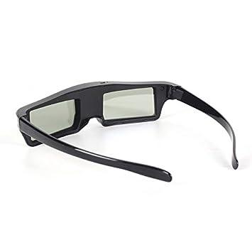 Obturador Activo Gafas 3D Proyector DLPLink Proyector 3D Gafas 3D ...