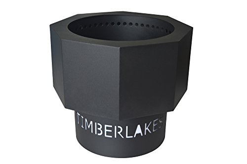 The Timberlakes Pellet Fire Pit,An Unique Design for Your Outdoor life by Timberlakes 1850