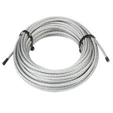 7 x 19 Galvanized Aircraft Cable Wire Rope 5/16' - 50, 100, 200 ft (200 ft reel) Not Available