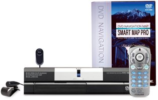 Alpine NVE N872A – Navigation system with DVD-ROM Review