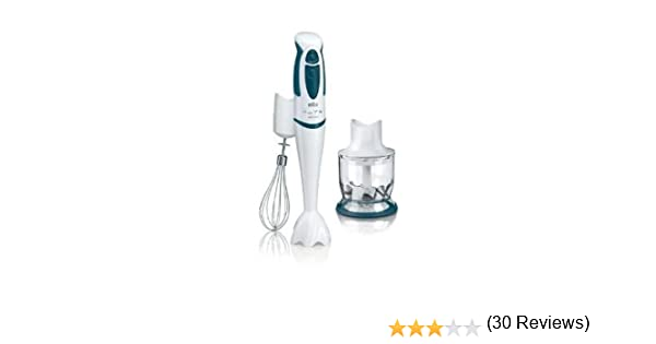 Braun - Batidora Multiquick 3 MR 320 Omelette: Amazon.es: Hogar