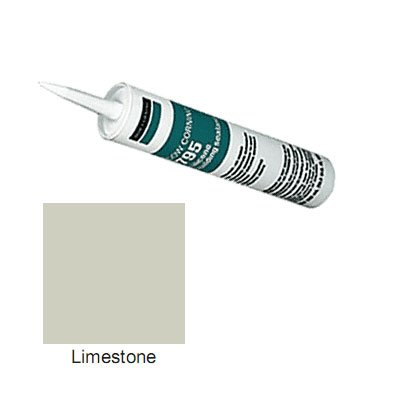 Limestone Dow Corning 795 Silicone Building Sealant - 12 Tubes (Case)
