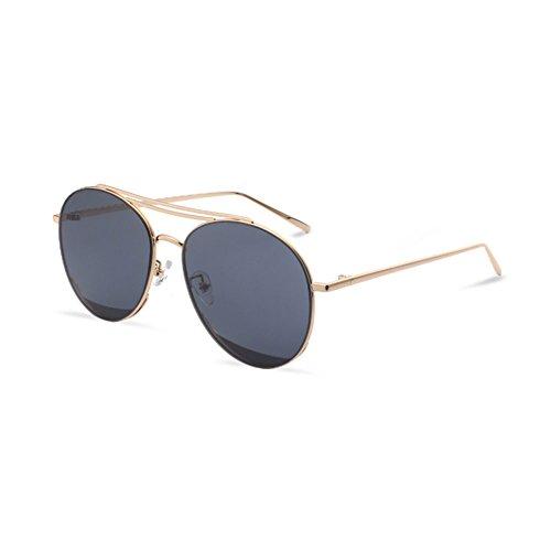 1 Color Gafas Sol Coreanas Femeninas Delgadas Gafas Sol polarizadas DT de de Gafas 2 PqOTwOpxU