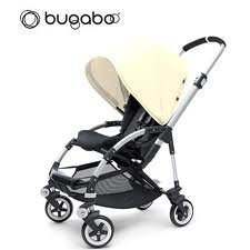 Bugaboo Bee Stroller and Canopy - Off White