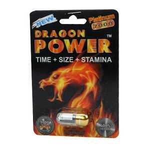 (DRAGON MIX Premium Male Sexual Performance Enhancer -6 Capsules)