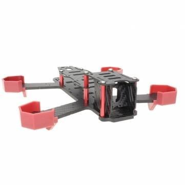 Emax Nighthawk Pro 200 210mm Wheelbase 4mm frame board Pure Carbon Fiber Quadcopter Frame by EMAX