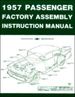 1957 Chevrolet Chevy Assembly Manual (with Decal) ()