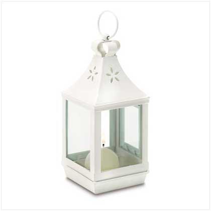 Mini Cutwork Garden Lantern