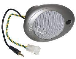 Hot Tub Classic Parts Jacuzzi Spa J-400 Series Stereo Speaker, 2006-2008 Special 20169-001 ()