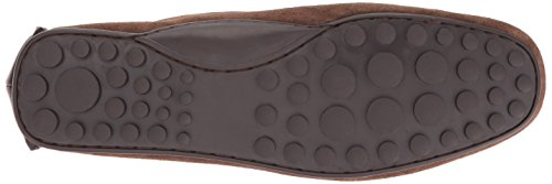 Florsheim Mens Denison Driver Penny Loafer Funghi Camoscio