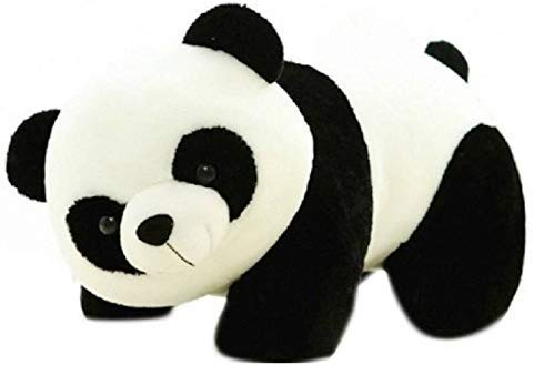 Anian Plush Cute Panda Soft Toy for Kids (White, 26 cm)