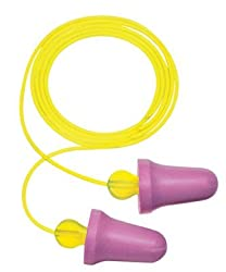 Next No-Touch Foam Plugs - no touch safety ear plugs corded (100 pr/box)
