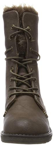 Femme Bottines 00009 Tom Grau Tailor taupe 585200730 tAxEBwqO