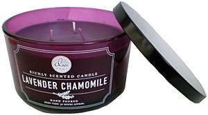 Dw Home Lavender Chamomile Candle 3 Wick 13.3 Oz Richly Scented 26 Hour
