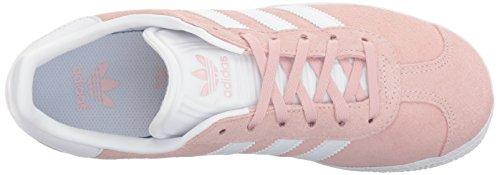 Adidas Heren Gazelle J Sneaker Ijs Roze / Wit / Metallic Goud