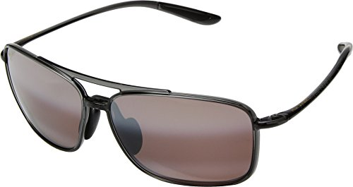 Maui Jim Unisex Kaupo Gap Translucent Smoke Grey/Maui Rose One - Aviator Sunglasses Cheap Prices