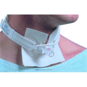 Two Piece Adult Trach-Tie II Tube Holder 501 Qty 20 Per Box