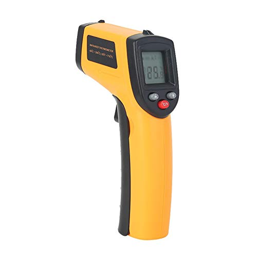 LOadSEcr'Home Improvement Tools Precise Non-Contact LCD IR Laser Infrared Digital Temperature Thermometer Meter Handyman Tool