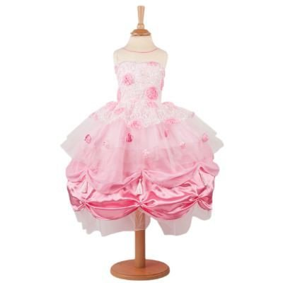 [Girls Quality Limited Edition Carnival Cupcake Pink Princess Dress Costume 6 - 8 Years by Travis] (Swan Princess Costume)