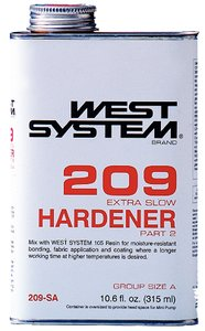 Price comparison product image West System 209 Extra Slow Epoxy Hardener