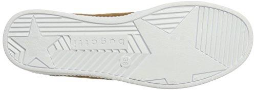 bianco cognac Braun basse 422282017050 Bugatti donne nWqTvcOXc