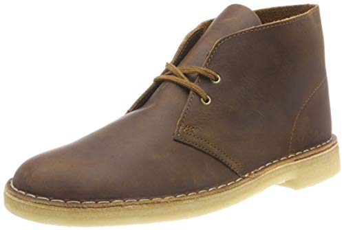 beeswax Polacchine Boot Clarks Uomo Desert Marrone Leather Originals rrnxtqY