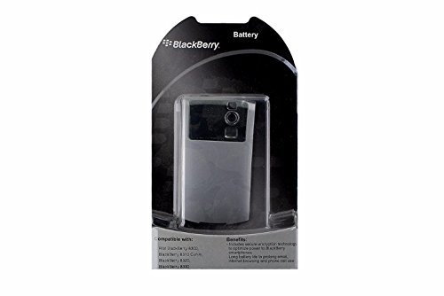 - Original BlackBerry Standard Replacement Battery Door Cover OEM ASY-12844-002 for BlackBerry Curve 8350i 8330 8320 8310 8300