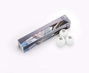 Happy People Tischtennis - Bälle ohne Naht 6er Set