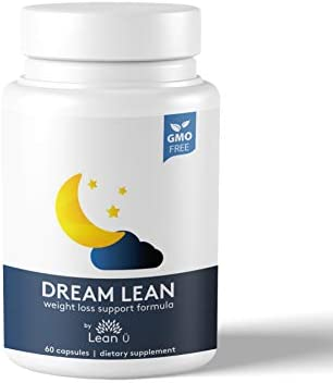 Lean Dream Lean Night Time Fat Burner Appetite Suppressant Sleep Aid Combine to Boost Your Metabolism Attack Stubborn Body Fat While You Sleep – Make Fat Burning a 24 Hour Effort