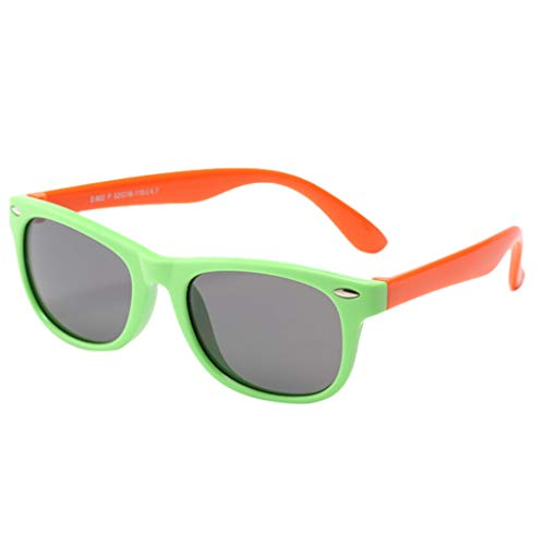 Tantisy ♣↭♣ Kids UVA and UVB Protected Sunglasses/Polarized Sunglasses/23 Styles/Special Event/Time-Limited