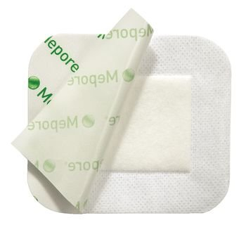 Sammons Preston Mepore Self-Adhesive Absorbent Dressing 3.6'' x 6'' (9 x 15 cm) by s