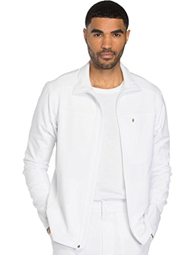 Mens White Jacket - 6