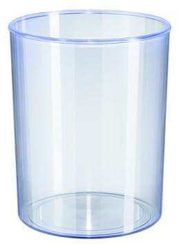 HAN 18131-73, i-Line SIGNAL waste bin, Modern, stylish. Elegant and glossy, premium quality, 13 litres, signal-lightblue