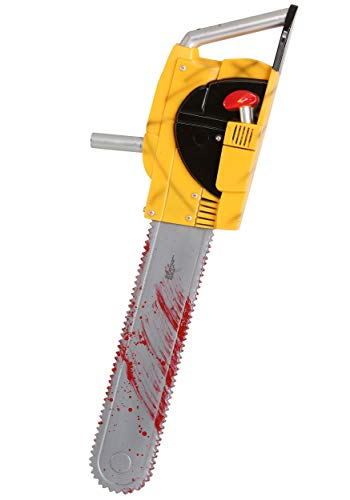 Rubie's 27-Inch Chainsaw With Sound Costume Accessory -