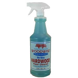 Amazon Com Woodwise Ready To Use No Wax Hardwood Floor