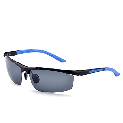 ZHOUKE Outdoor Fashion Metal Frame Sport Personality Goggle - Sunglass Finder Celebrity