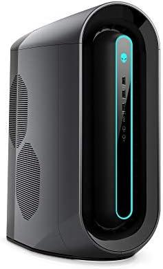 New Alienware Aurora R11 Gaming Desktop, Intel i7-10700KF, NVIDIA GeForce RTX 2080 Super 8GB GDDR6, 512GB SSD + 1TB SATA HDD, 16GB DDR4 XMP, Windows 10 Home, AWAUR11-7088BLK-PUS