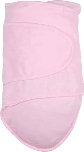 Miracle Blanket Swaddle for Baby Girls, Pink