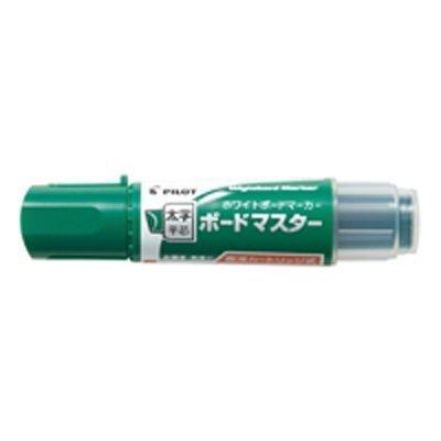 (Pilot Whiteboard Marker Bord Marker - Flat Large - Green)