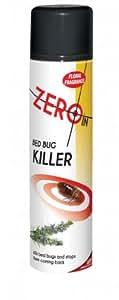 Cero En chinches control de plagas Killer 300ml Aerosol-
