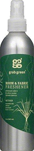 Grabgreen, Freshener Vetiver, 7 Ounce