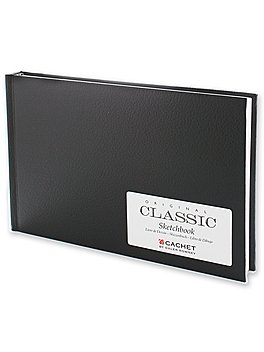 Cachet Classic Sketch Book 9 in. x 6 in. [PACK OF 2 ]