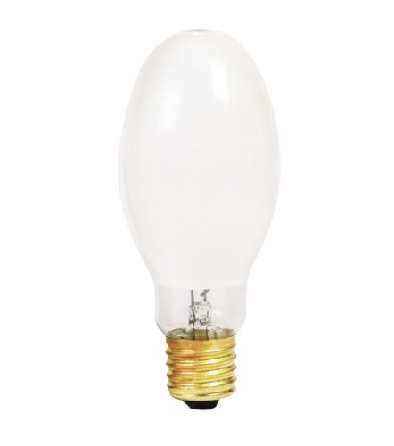 Philips 140806 High Intensity Discharge Mercury Vapor 250-Watt ED28 Mogul Base Light Bulb ()