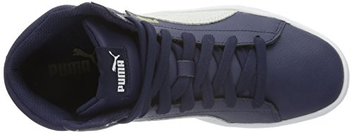 Puma puma Bleu White Mixte Baskets Asphalt L Weiss 04 Adulte Blau Basses Peacoat 1948 Mid rzSqHr7